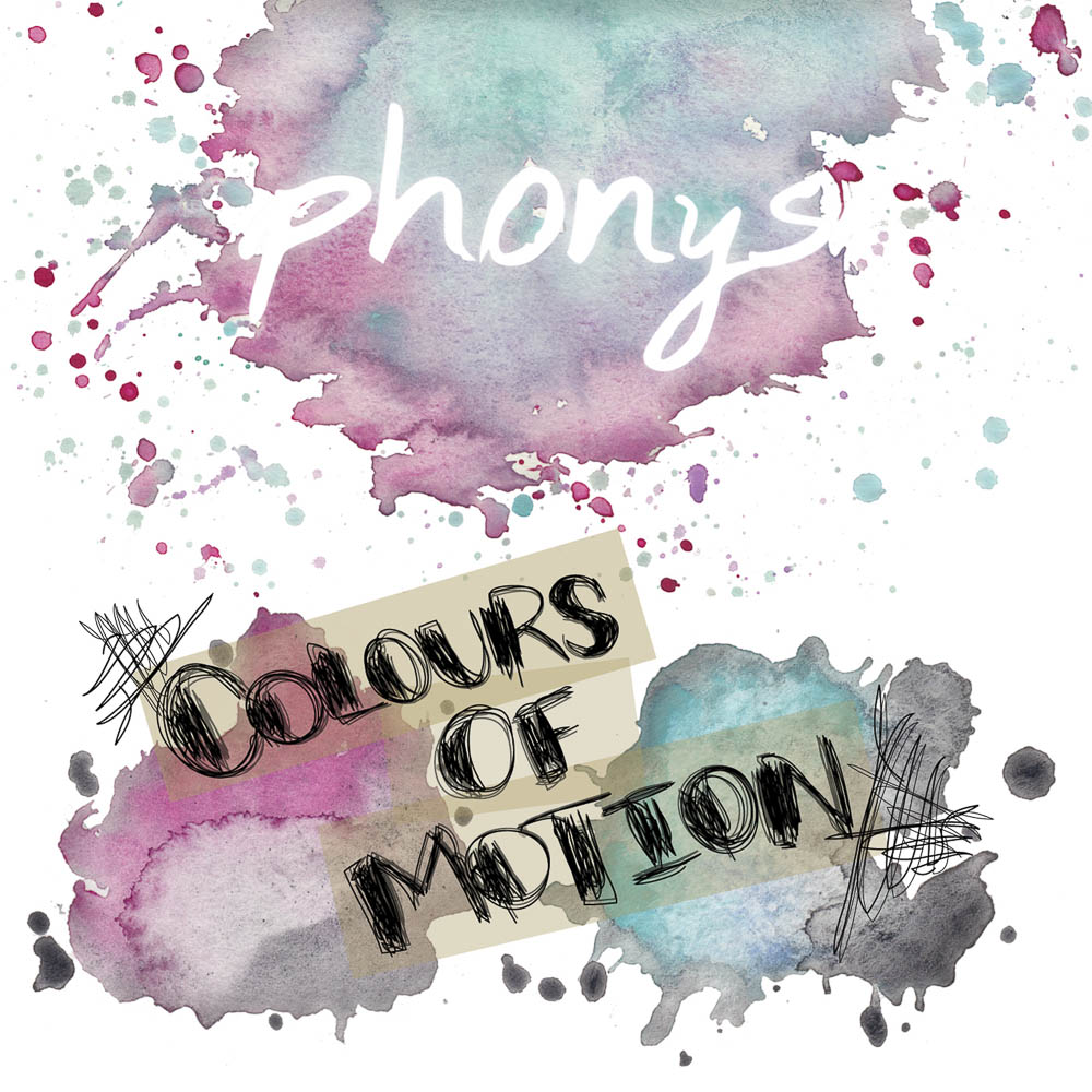 Phonys - Colours Of Motion Cover_1