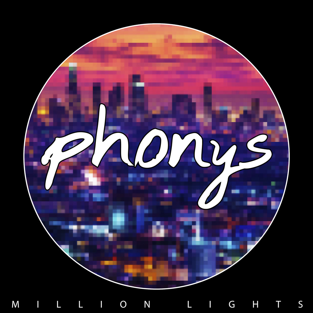 phonys - Million Lights Cover_1